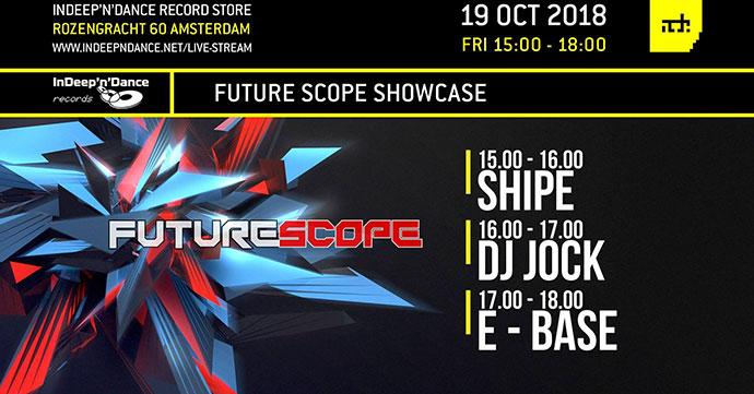 Future Scope Showcase ADE 2018