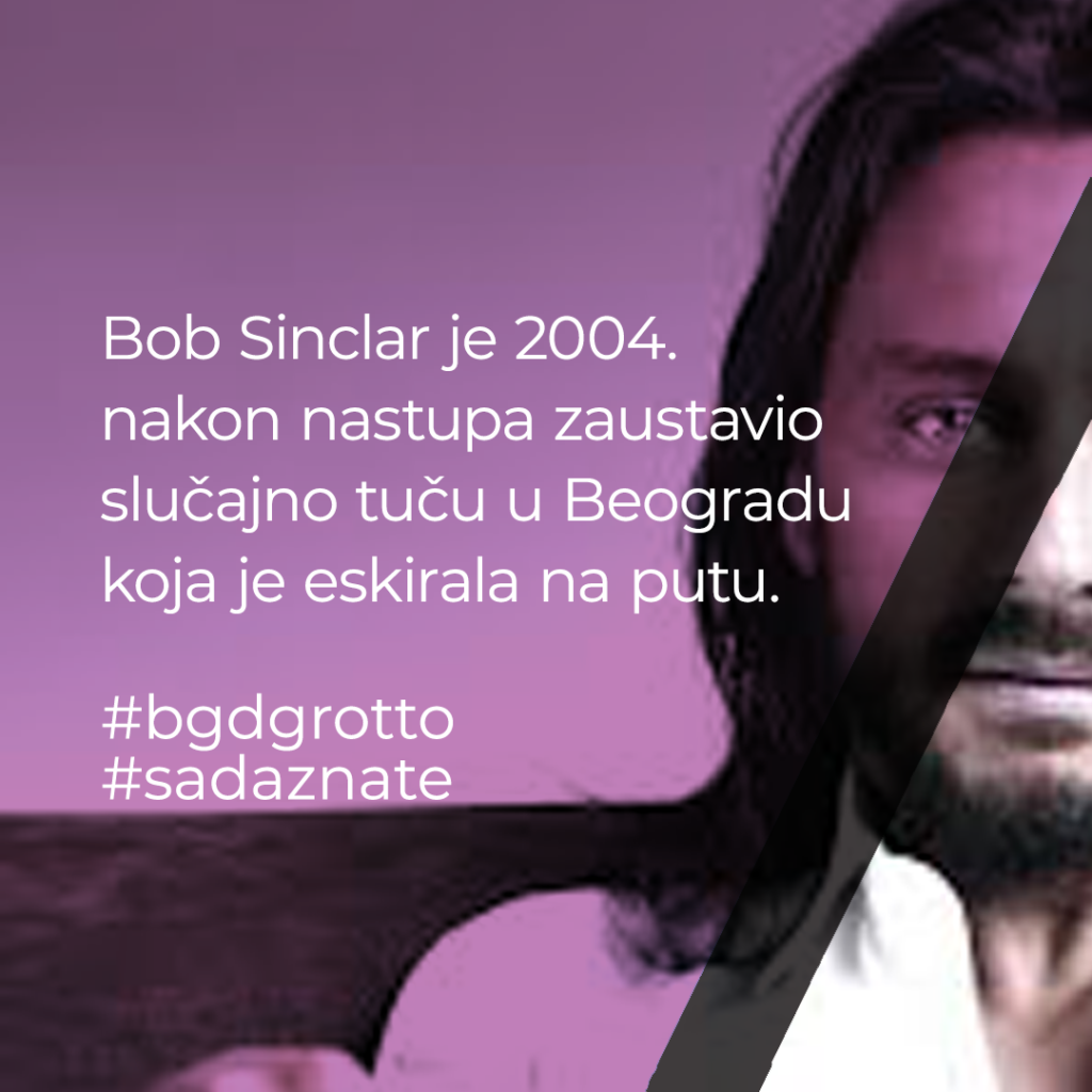 Bob Sinclar quote