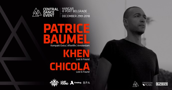 patrice baumel central dance event