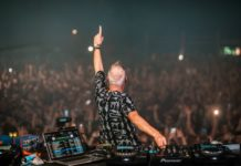 Fatboy Slim No Sleep Festival Hangar Grotto Review