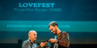 Lovefest Marko Vukomanović Ambasador nagrada 2018