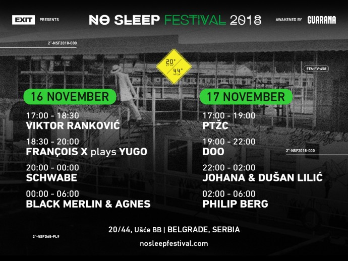NO SLEEP FESTIVAL 2044