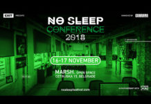 No Sleep festival 2018 konferencija