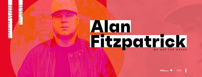 Alan Fitzpatrick Blender Hangar 2019