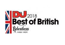DJ Mag Best Of British Awards 2018