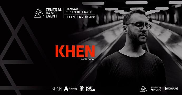 Khen Central Dance Event 2019 Hangar