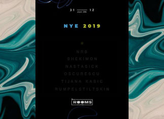 NYE 2019 Stendhal Rooms Club