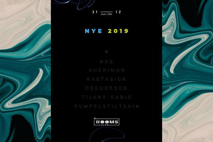 NYE 2019 Stendhal Rooms Club