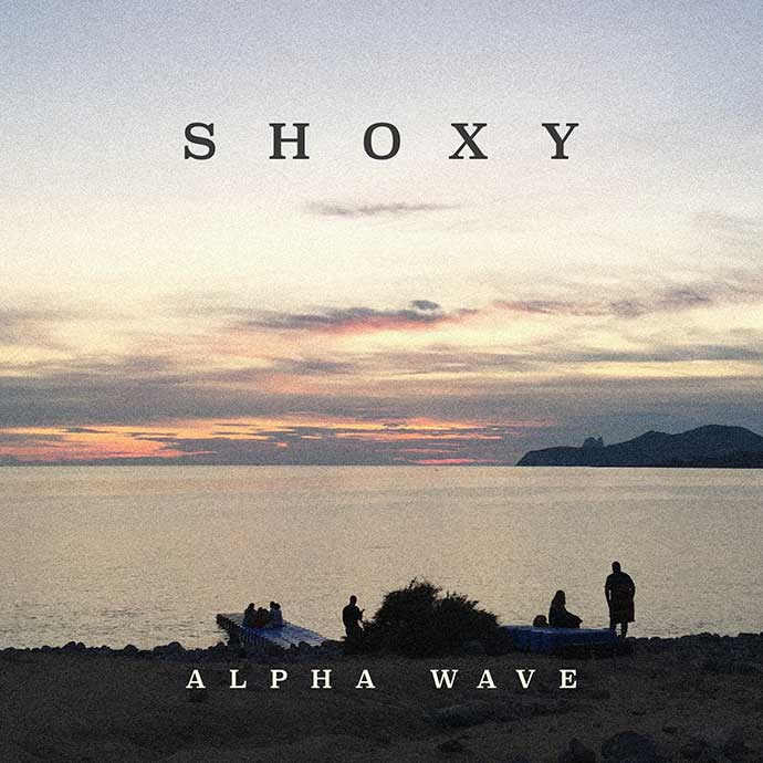 Shoxy Alpha Wave album cover