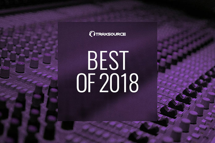 Traxsource Best Of 2018 Top 10 Chart