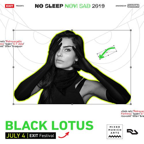 Black Lotus No Sleep Novi Sad 2019