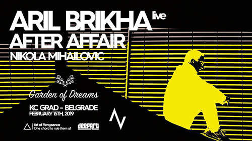 Garden of Dreams Aril Brikha After Affair Nikola Mihailovic KC Grad