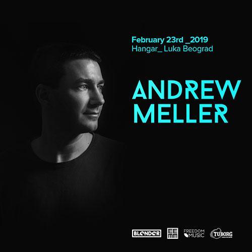 Hot Since 82 Andrew Meller Hangar 2019