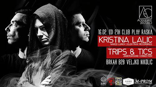 Kristina Lalić Trips & Tics Play Club Raška