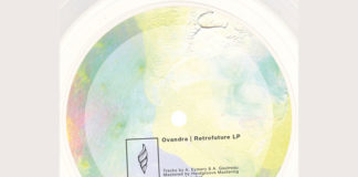 Ovandra Retrofuture LP Ahrpe Records