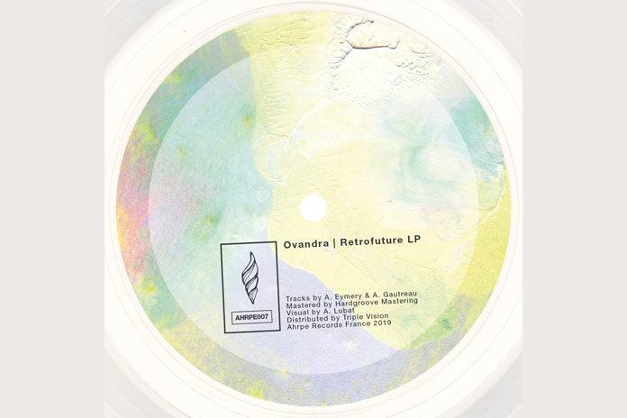 Ovandra Retrofuture LP Ahrpe Records