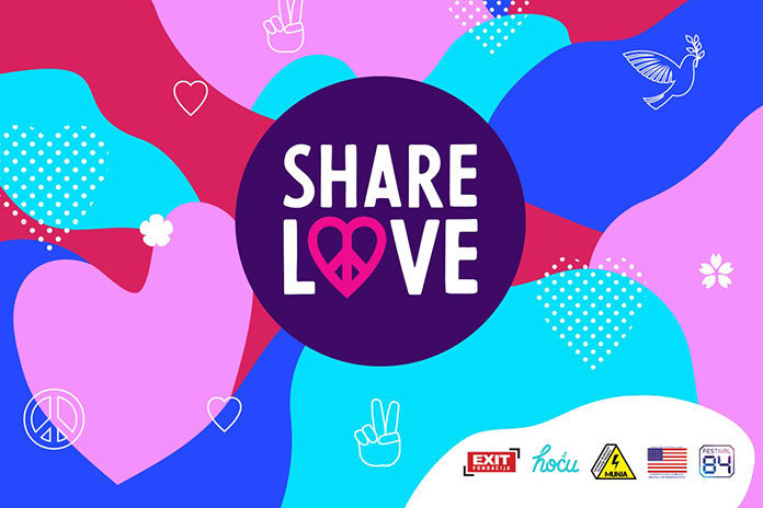 #ShareLove EXIT 2019
