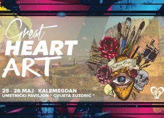 Great Heart Art mart 2019