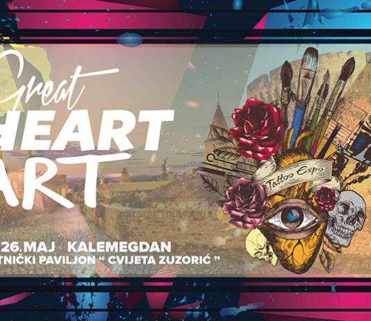 Great Heart Art mart 2019