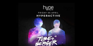 Tube & Berger Hype Belgrade