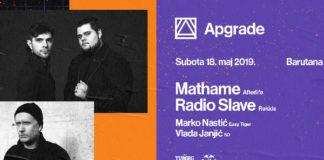 Apgrade Mathame Radio Slave Barutana