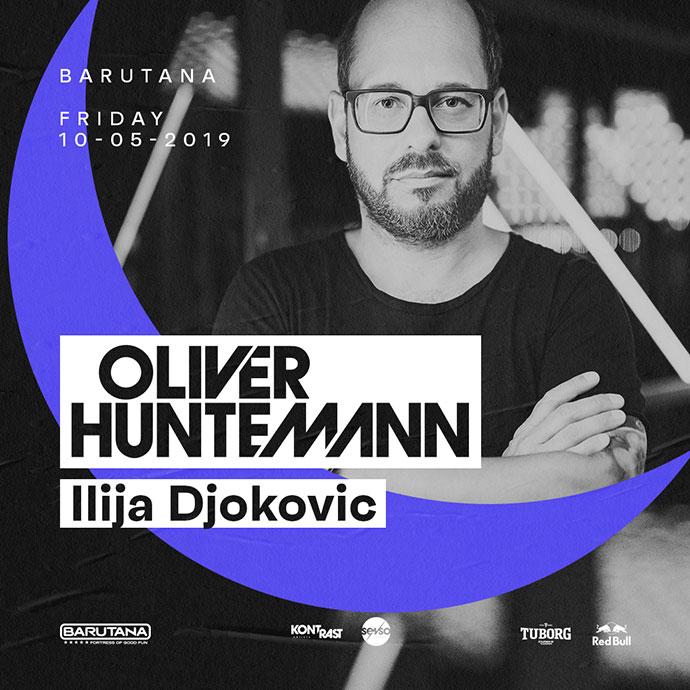 Barutana 2019 Oliver Huntemann Ilija Djokovic