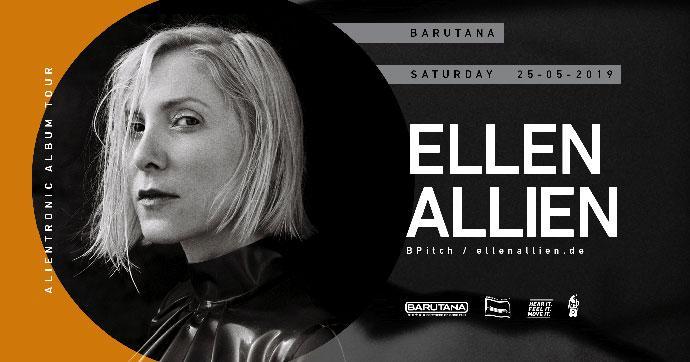 Ellen Allien Barutana