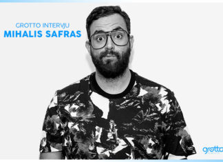 Mihalis Safras intervju Grotto interview