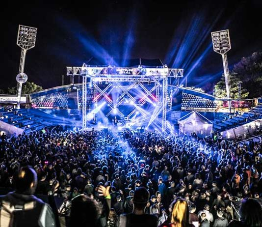 Nautilus Arena Sea Star festival 2019