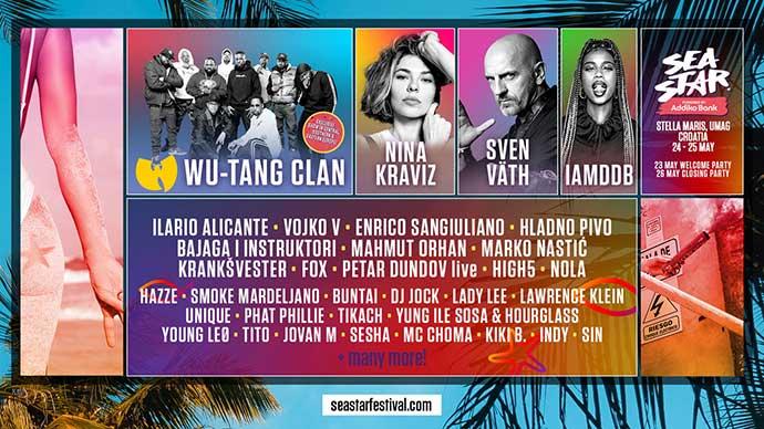 Sea Star festival 2019 program