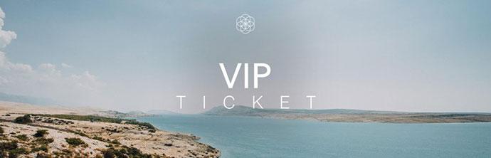 Sonus festival VIP karte