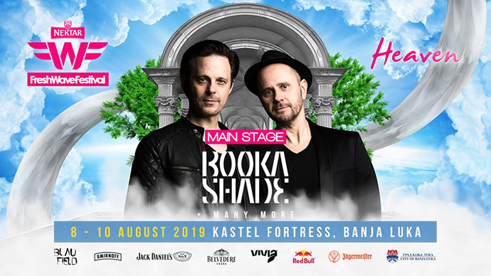 Booka Shade Fresh Wave festival 2019