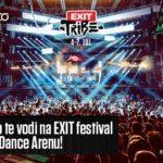 Grotto EXIT festival 2019 nagradna igra