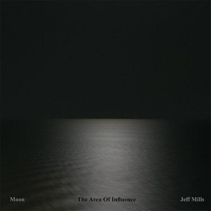 Jeff Mills Moon The Area Of Influence album