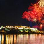 EXIT festival 2019 vatromet