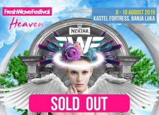 Fresh Wave festival 2019 4+1 Sold Out