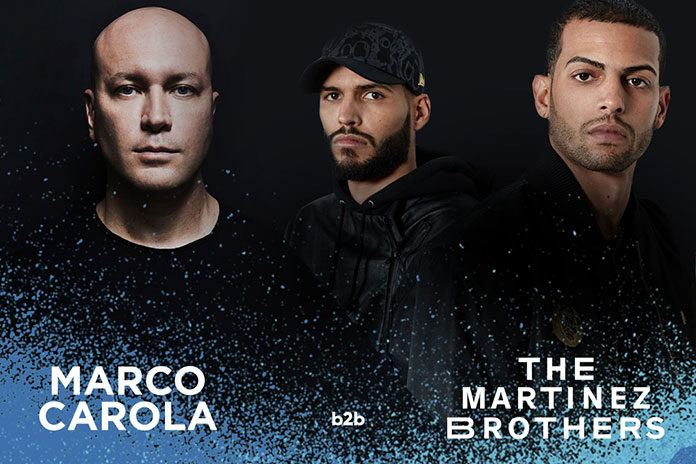The Martinez Brothers b2b Marco Carola Lovefest 2019