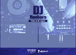 Topljenje 2019 DJ konkurs