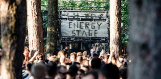 Ultra Energy Stage Lovefest