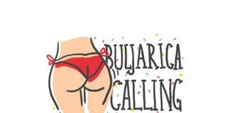 Buljarica Calling Viber sticker Sea Dance festival