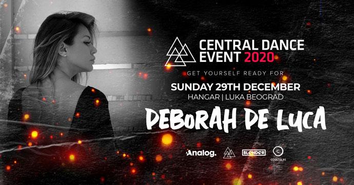 CDE 2020 Deborah De Luca