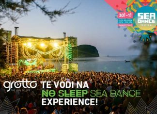 Grotto Sea Dance festival 2019