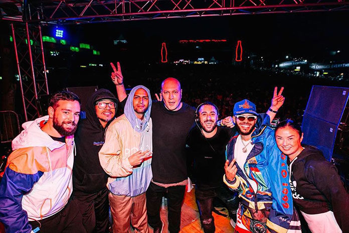 Lovefest 2019 Joseph Capriati Marco Carola The Martinez Brothers