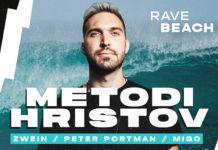 Metodi Hristov Peter Portman Zwein Rave Beach Ulcinj