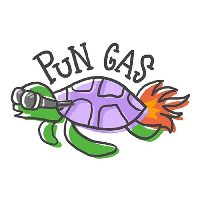 Pun gas Viber sticker Sea Dance festival 2019