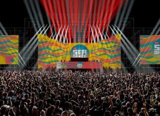 Sea Dance festival 2019 glavna bina