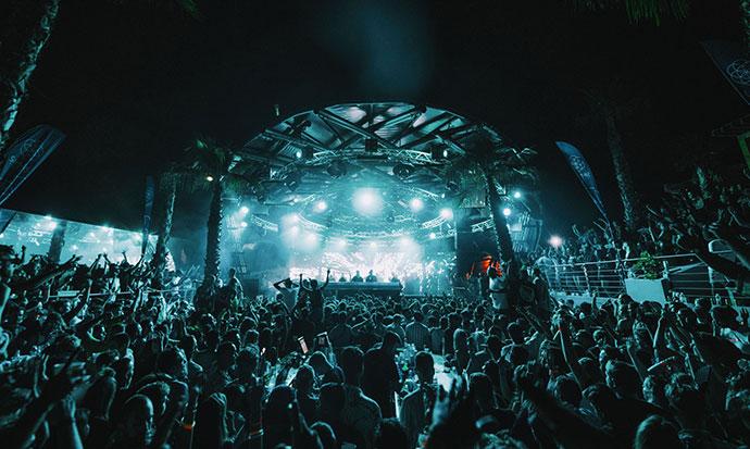 Sonus festival 2019 Adriatique by Edge
