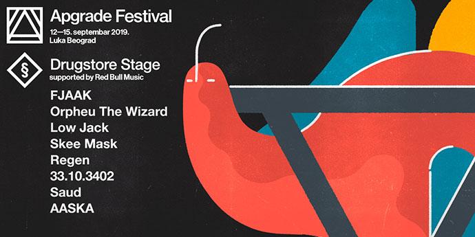 Drugstore Apgrade festival 2019