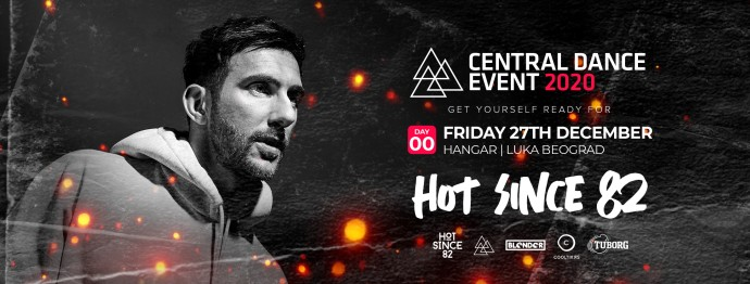 2019 central dance event hot since 82