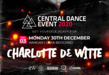 Charlotte de Witte Central Dance Event 2020 Hangar Belgrade